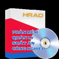 Phần mềm quản lý chấm suất ăn HRAD