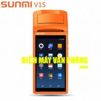 Máy bán hàng POS cầm tay SUNMI V1S