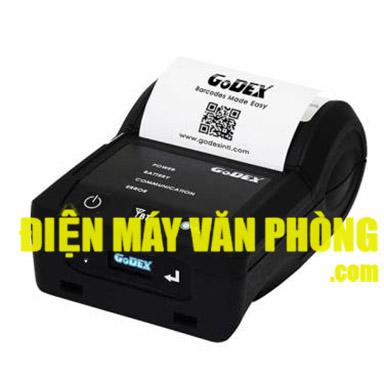 Máy in mã vạch di động Godex MX20