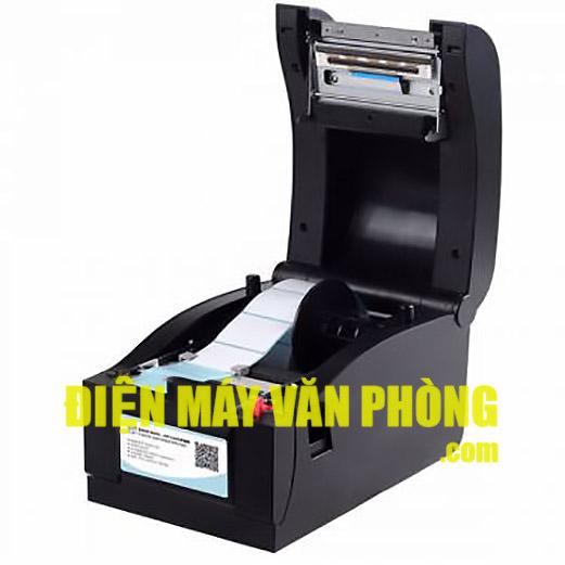 Máy in mã vạch Xprinter XP 350B USB [Cũ - DEMO]