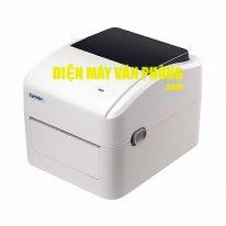 Máy in mã vạch nhiệt Xprinter XP 420B [203 DPI - 108mm]